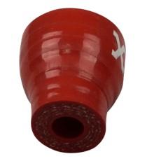 8-20mm - Longueur 30mm Réducteur droit silicone résistant hydrocarbure  - REDOX