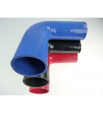 70-85mm - Réducteur 90° silicone - REDOX