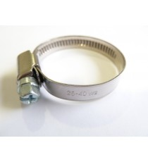 25-40mm - Collier de serrage inox