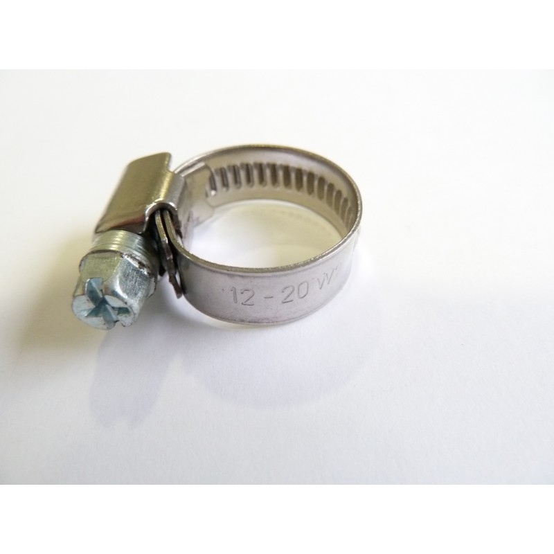 8 16mm collier de serrage inox - Collier de serrage inox ...