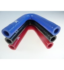 10mm - Coude 135° silicone - REDOX