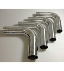 45mm - Coude 90° aluminium - REDOX