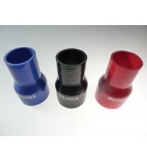 Réducteur droit diamètre intérieur 45-70mm longueur 125mm silicone VMQ