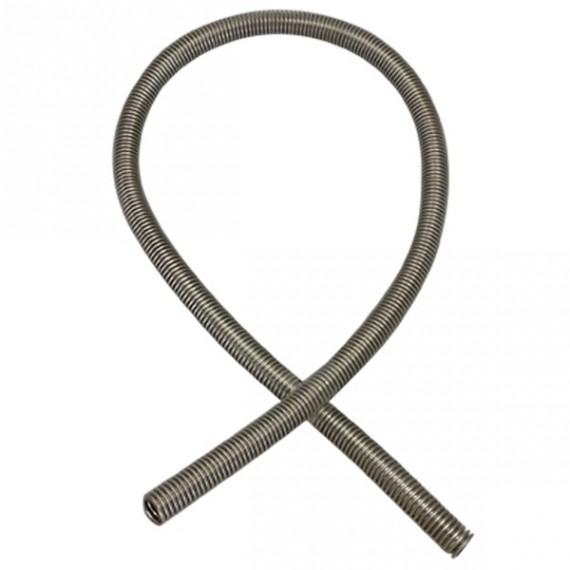 18mm - Tube spiral inox 0,28mm