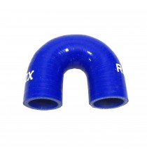25mm - Coude 180° silicone 28x28mm - REDOX