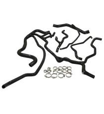 Kit 4 durites eau silicone REDOX RENAULT MEGANE III RS