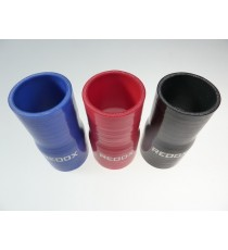 51-57mm - Réducteur droit Lg. 80mm silicone - REDOX