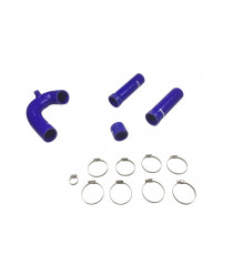 Kit 4 durites air silicone REDOX RENAULT Fuego Turbo