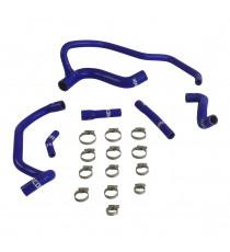 Kit 6 durites reniflard huile silicone PEUGEOT 405 MI16 1.9 16V XU9J4 - REDOX