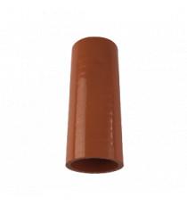 50mm - manchon droit 150mm silicone rouge  - REDOX - NI REPRIS NI ECHANGE