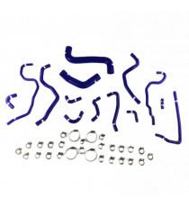 Kit 15 durites eau silicone SUBARU Impreza WRX STI 2.5 300cv 2014-