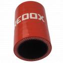 Manchon droit diamètre intérieur 30mm longueur 60mm silicone compatible essence, ethanol E85, diesel, huile