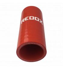 Manchon droit diamètre intérieur 35mm longueur 100mm silicone compatible essence, ethanol E85, diesel, huile