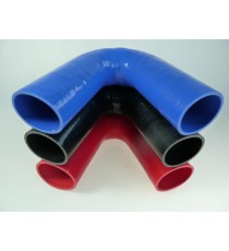 63mm - Coude 135° silicone - REDOX