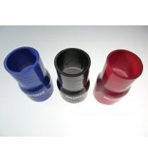 Réducteur droit diamètre intérieur 57-70mm longueur 125mm silicone VMQ