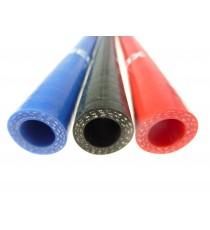 12mm - Durite 1 mètre silicone - REDOX