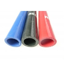 25mm - Durite 1 mètre silicone - REDOX