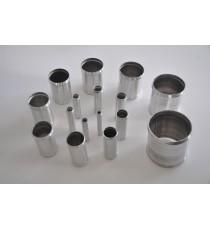 76mm - Manchon aluminium longueur 100mm - REDOX