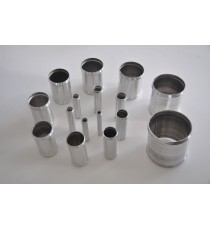 16mm - Manchon aluminium longueur 100mm - REDOX