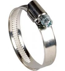 80-100mm- Collier de serrage inox