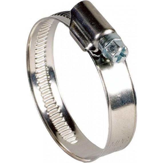 90-110mm - Collier de serrage inox
