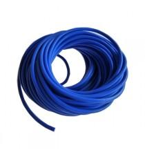 6mm BLEU - Bobine rouleau tuyau de dépression en silicone longueur 20 METRES - REDOX