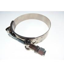 86-91mm - Collier inox W2 renforcé