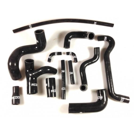 Kit 13 durites eau silicone REDOX pour BMW M3 E30