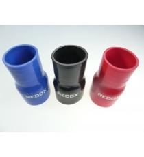 55-60mm - Réducteur droit silicone - REDOX
