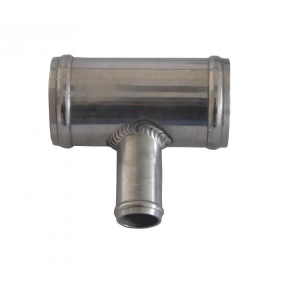 32mm - Manchon aluminium avec T de dérivation 19mm - REDOX