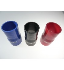 Réducteur droit diamètre intérieur 57-60mm longueur 125mm silicone VMQ